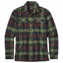 Patagonia - Fjord Flannel Shirt - Flanellipaita