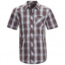 Arc'teryx - Pathline Shirt SS - Lyhythihainen paita