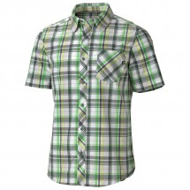 Marmot - Dexter Plaid SS - Overhemd korte mouwen