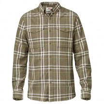 Fjällräven - Sarek Shirt LS - Hemd
