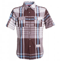 Alprausch - Burebueb - Overhemd korte mouwen