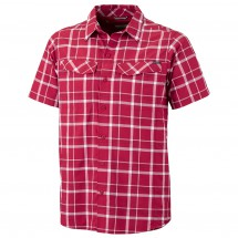 Columbia - Silver Ridge Multi Plaid Short Sleeve S