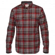 Fjällräven - Singi Heavy Flannel Shirt - Shirt