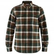 Fjällräven - Singi Heavy Flannel Shirt - Paita