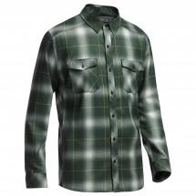 Icebreaker - Lodge LS Shirt Plaid - Overhemd