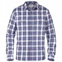 Fjällräven - Sarek Flannel Shirt L/S - Overhemd