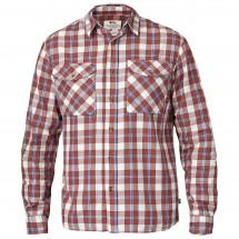 Fjällräven - Sarek Flannel Shirt L/S - Shirt