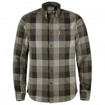 Fjällräven - Övik Big Check Shirt L/S - Overhemd