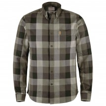 Fjällräven - Övik Big Check Shirt L/S - Shirt