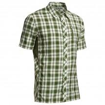 Icebreaker - Compass SS Shirt Plaid - Shirt