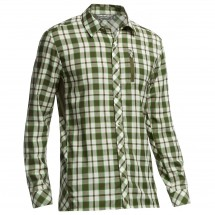 Icebreaker - Compass LS Shirt Plaid - Paita