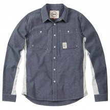 Moon Climbing - Chambray Shirt - Overhemd