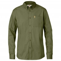 Fjällräven - Övik Solid Twill Shirt L/S - Shirt