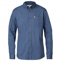Fjällräven - Övik Solid Twill Shirt L/S - Hemd