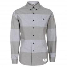Bleed - Striped Melange Shirt - Hemd