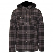 Armada - Reading Flannel Hoody - Freizeitjacke