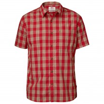 Fjällräven - Övik Button Down Shirt S/S - Overhemd