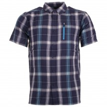 Icebreaker - Compass Ii S/S Shirt Plaid - Paita