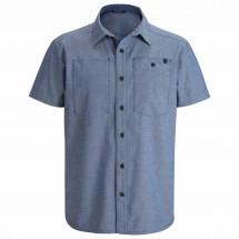 Black Diamond - S/S Chambray Modernist Shirt - Paita
