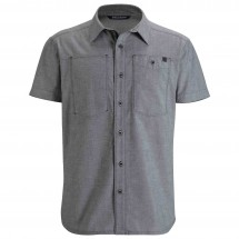 Black Diamond - S/S Chambray Modernist Shirt - Hemd