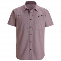 Black Diamond - S/S Chambray Modernist Shirt - Overhemd