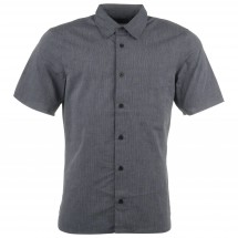 Alchemy Equipment - Cotton / Hemp Woven S/S Shirt - Overhemd