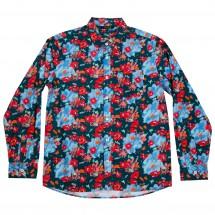 Poler - Floral Fantasia Long Sleeve Button Up - Overhemd