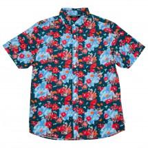 Poler - Floral Fantasia Short Sleeve Button Up - Overhemd