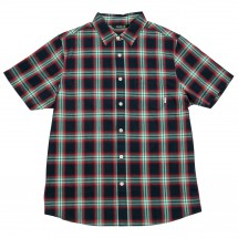 Poler - Grolar Short Sleeve Button Up - Hemd