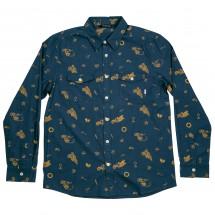 Poler - Wheelie Long Sleeve Button Up - Shirt