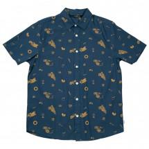 Poler - Wheelie Short Sleeve Button Up - Shirt