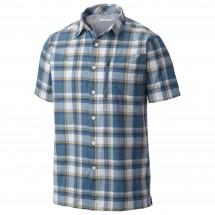 Columbia - Silver Ridge Plaid Short Sleeve Shirt - Paita