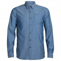 Icebreaker - Departure II L/S Shirt Plaid - Chemise
