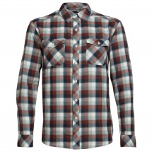 Icebreaker - Lodge L/S Flannel Shirt - Overhemd