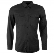 Alchemy Equipment - Wool Blend Shirt - Overhemd