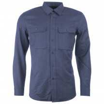 Alchemy Equipment - Wool Blend Shirt - Hemd