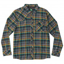 Hippy Tree - Shirt Crater Flannel - Hemd