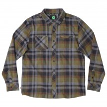 Hippy Tree - Shirt Harbor Flannel - Hemd