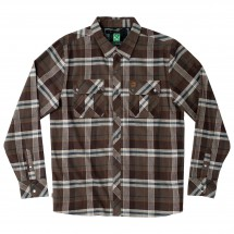 Hippy Tree - Shirt Watson Flannel - Hemd