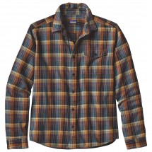 Patagonia - L/S LW Fjord Flannel Shirt - Overhemd