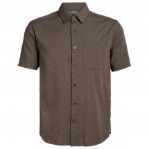 Icebreaker - Compass S/S Shirt - Hemd