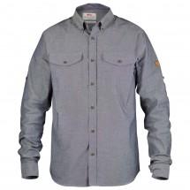 Fjällräven - Övik Chambray Shirt - Hemd