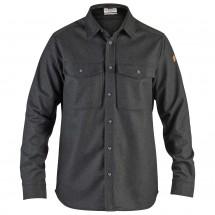 Fjällräven - Övik Re-Wool Shirt L/S - Paita