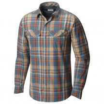 Columbia - Silver Ridge Plaid Long Sleeve Shirt - Overhemd