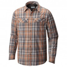 Columbia - Silver Ridge Plaid Long Sleeve Shirt - Chemise