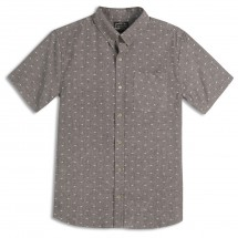 United By Blue - Mountain Print Button Down - Shirt