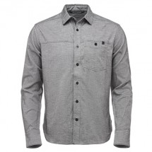 Black Diamond - L/S Flannel Modernist Shirt - Hemd