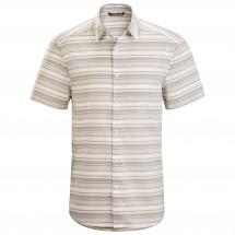 Arc'teryx - Brohm Striped Shirt S/S - Skjorta