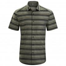 Arc'teryx - Brohm Striped Shirt S/S - Hemd