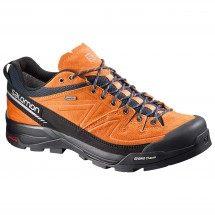 Salomon - X Alp Leather GTX - Approachschuhe
